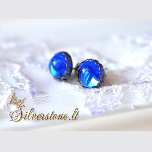 """""""Blue sparkles"""""""