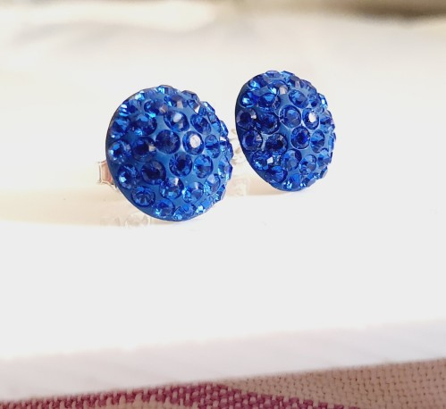 """Royal blue berries"""